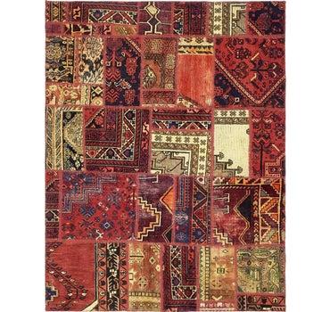 5' 4 x 6' 10 Ultra Vintage Persian Rug main image