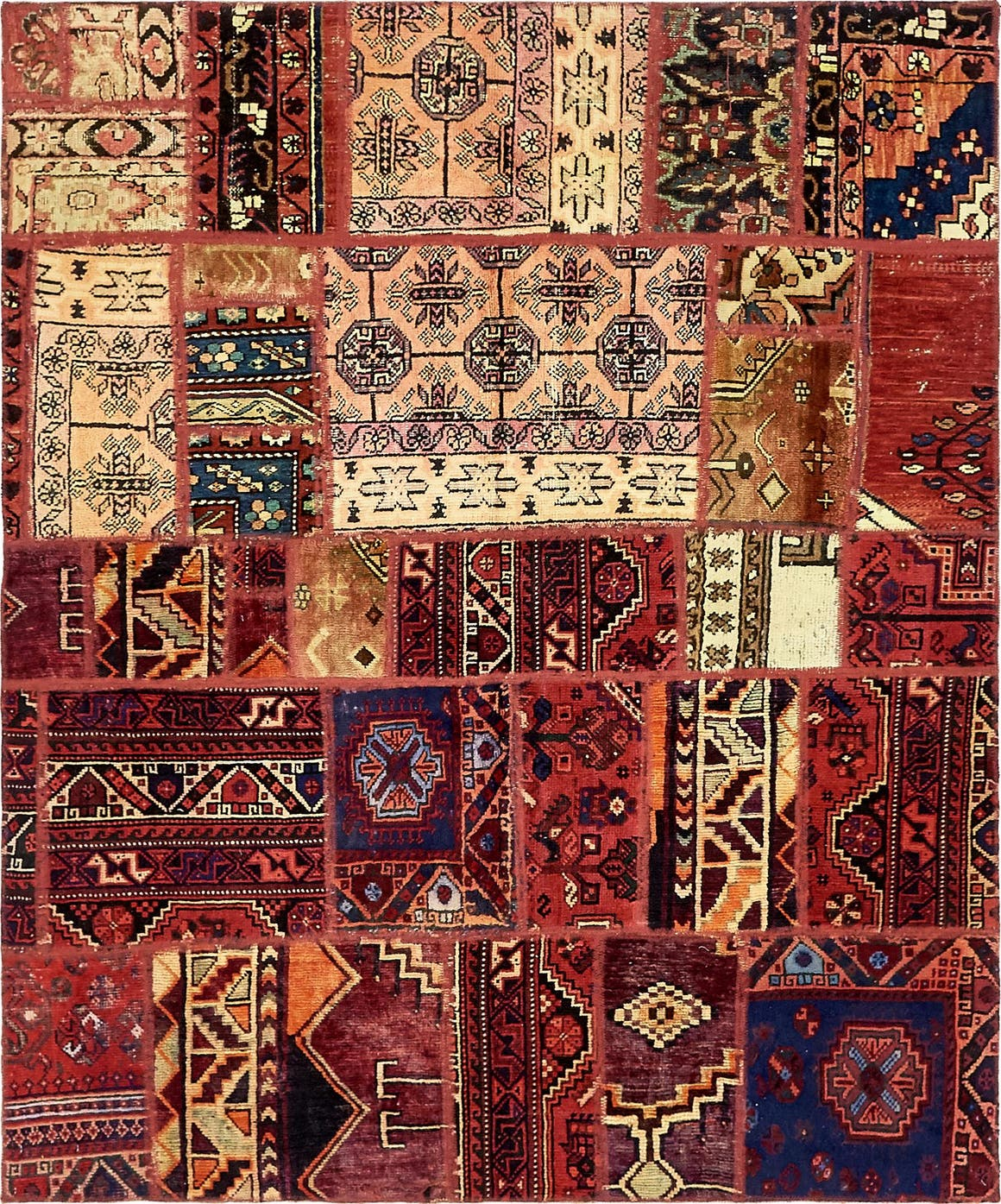 5' 4 x 6' 5 Ultra Vintage Persian Rug main image