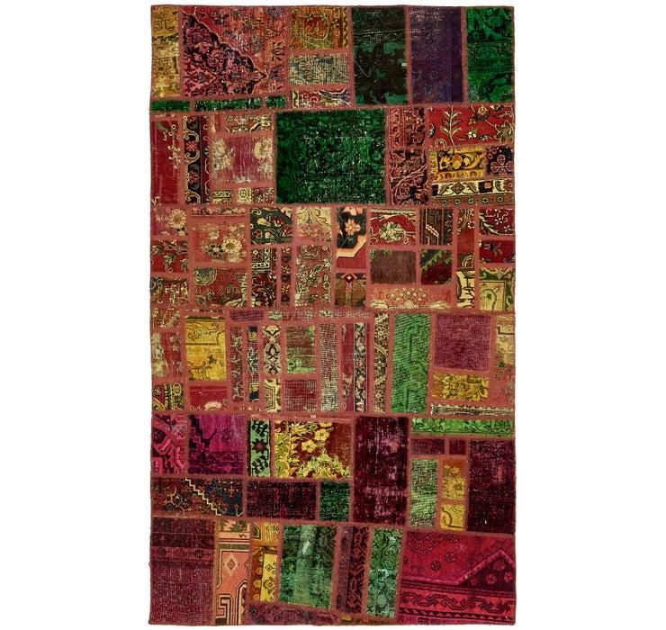 5' 3 x 9' Ultra Vintage Persian Rug
