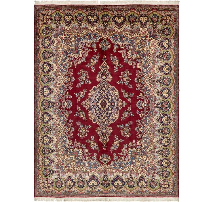 340cm x 452cm Yazd Persian Rug