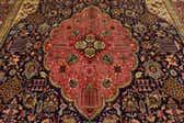 9' 7 x 13' 4 Tabriz Persian Rug thumbnail