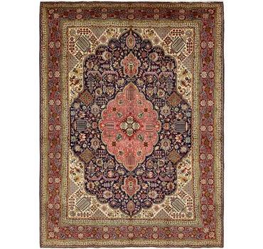 9' 7 x 13' 4 Tabriz Persian Rug main image