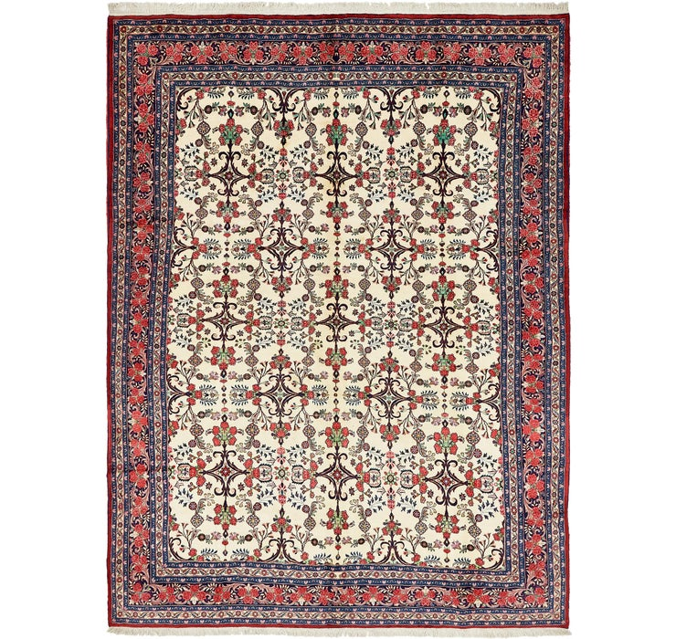 8' 8 x 11' 10 Bidjar Persian Rug