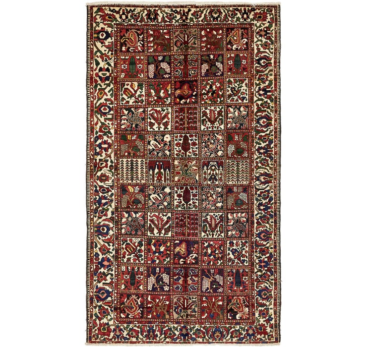 170cm x 305cm Bakhtiar Persian Rug