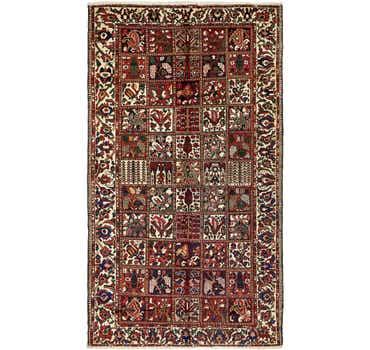 Image of 5' 7 x 10' Bakhtiar Persian Rug