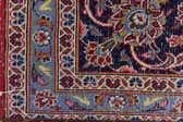 6' 7 x 12' 2 Kashan Persian Rug thumbnail