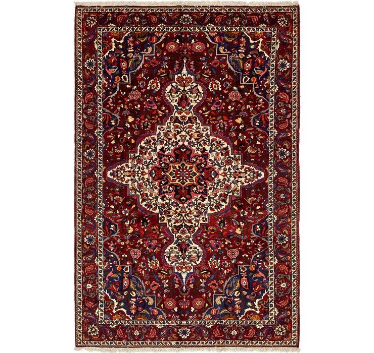 213cm x 335cm Bakhtiar Persian Rug