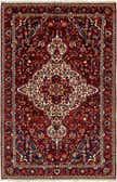 7' x 11' Bakhtiar Persian Rug thumbnail