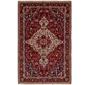 7' x 11' Bakhtiar Persian Rug main image