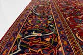 7' 10 x 11' Sarough Persian Rug thumbnail