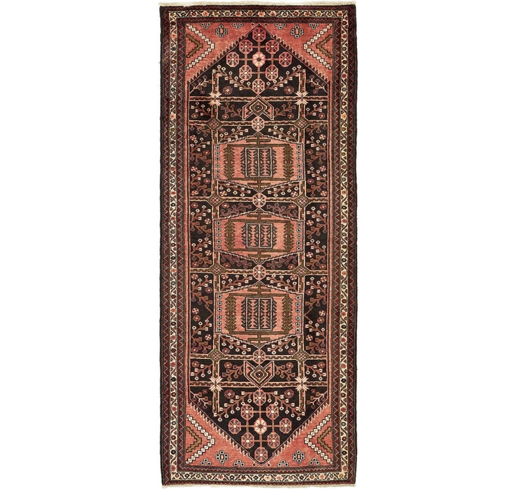 117cm x 305cm Saveh Persian Runner Rug