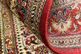 3' 7 x 5' 3 Qom Persian Rug thumbnail