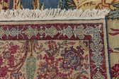11' x 12' 7 Tabriz Persian Rug thumbnail