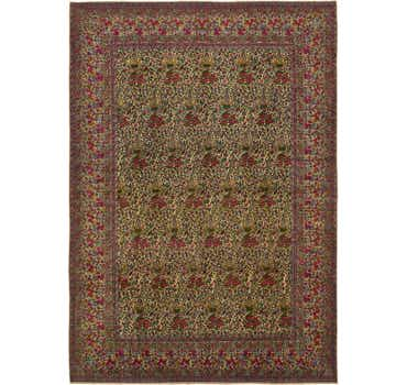 10' 9 x 15' 3 Kerman Persian Rug