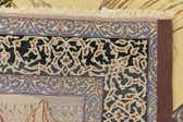 3' 5 x 5' 3 Isfahan Persian Rug thumbnail