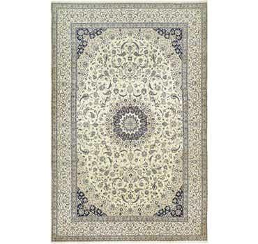13' 3 x 20' 7 Nain Persian Rug