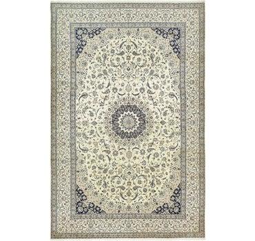 13' 3 x 20' 7 Nain Persian Rug main image