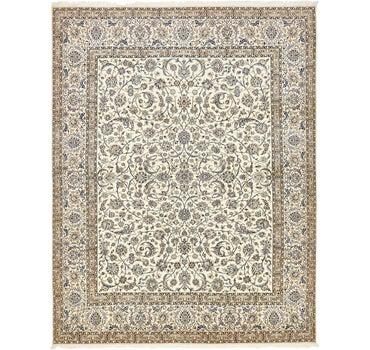 10' 4 x 13' 2 Nain Persian Rug main image