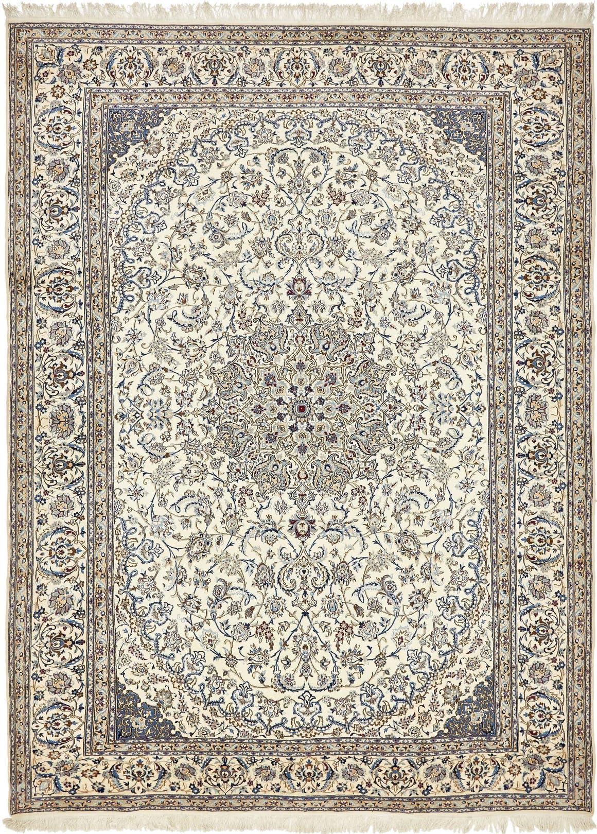9' 10 x 13' 6 Nain Persian Rug main image