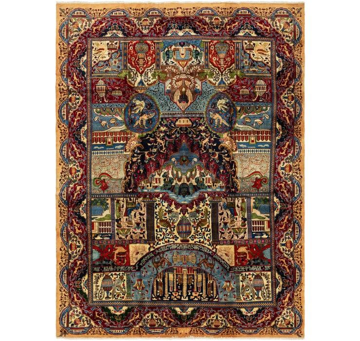 292cm x 400cm Kashmar Persian Rug