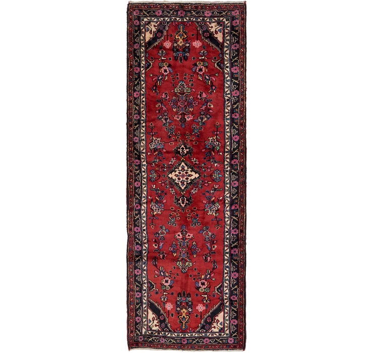 3' 10 x 11' 3 Khamseh Persian Runner ...