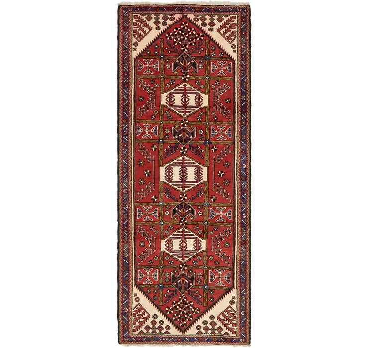 115cm x 290cm Saveh Persian Runner Rug