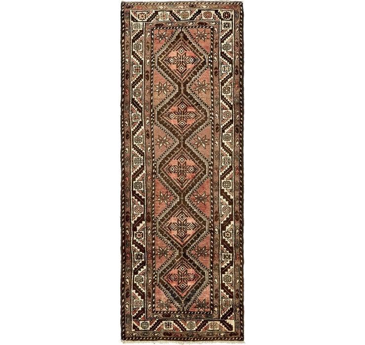 112cm x 307cm Chenar Persian Runner Rug