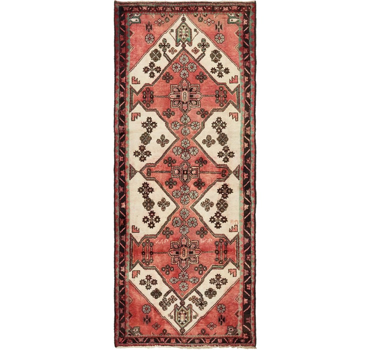 4' x 9' 8 Saveh Persian Runner Rug