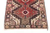 3' 9 x 10' Shahsavand Persian Runner Rug thumbnail
