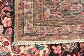 3' 10 x 10' 9 Borchelu Persian Runner Rug thumbnail