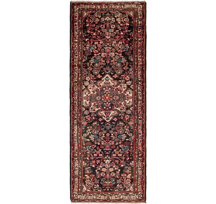 117cm x 328cm Borchelu Persian Runner...
