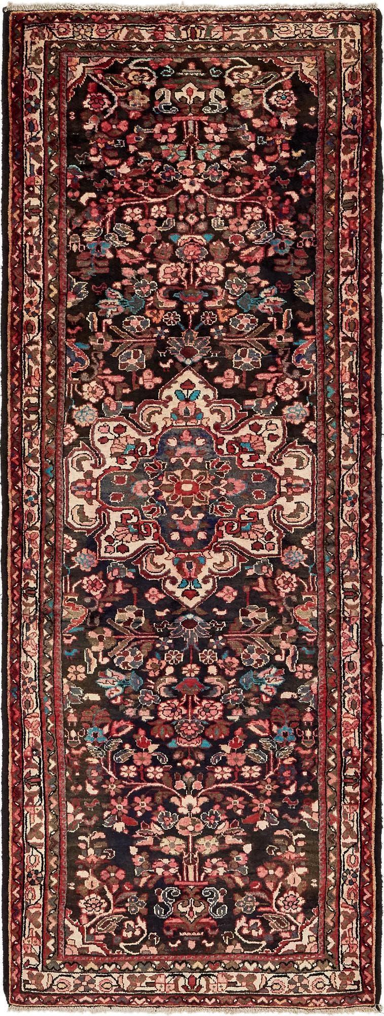 3' 10 x 10' 9 Borchelu Persian Runner Rug main image