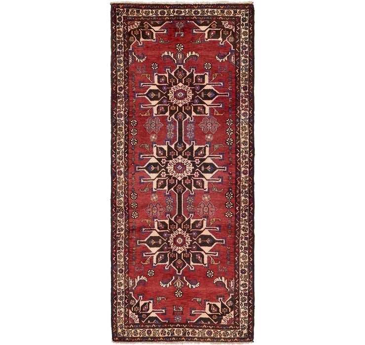 112cm x 272cm Saveh Persian Runner Rug