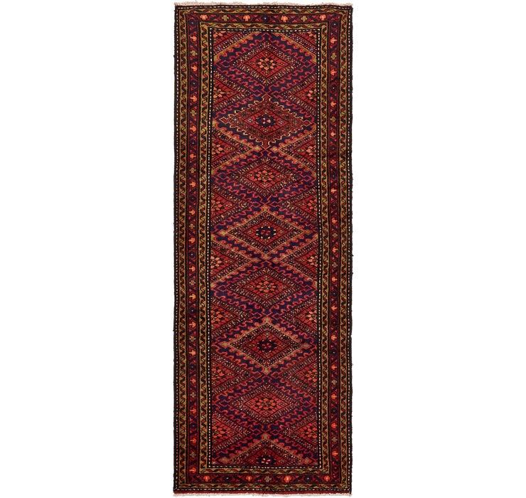 3' 5 x 9' 7 Zanjan Persian Runner Rug