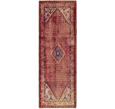 3' 5 x 10' Botemir Persian Runner Rug main image