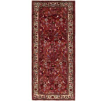 Image of 3' 10 x 9' 8 Roodbar Persian Runner ...