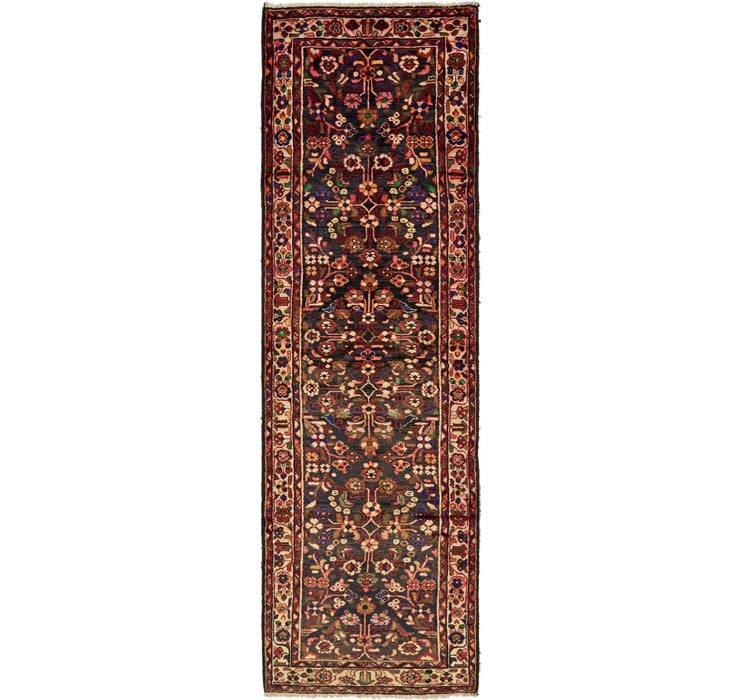 122cm x 390cm Borchelu Persian Runner...