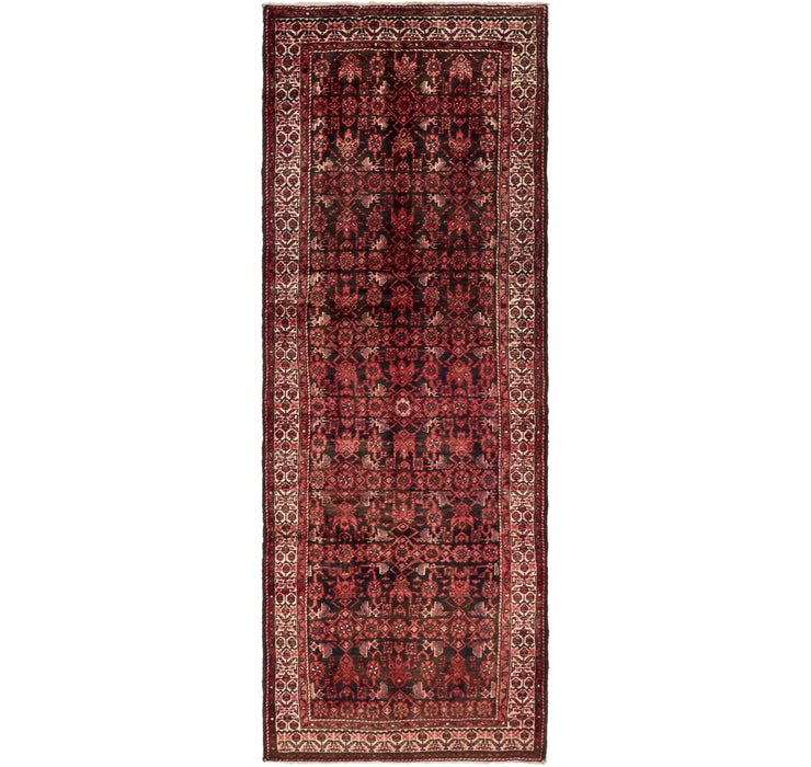 Image of 3' 8 x 10' 2 Malayer Persian Runner ...