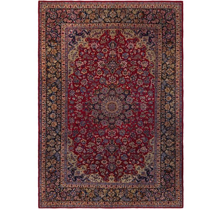 295cm x 427cm Isfahan Persian Rug
