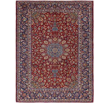 Image of 9' 7 x 12' 10 Isfahan Persian Rug