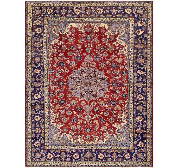 300cm x 390cm Isfahan Persian Rug