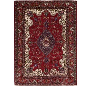 9' 5 x 12' 8 Tabriz Persian Rug main image