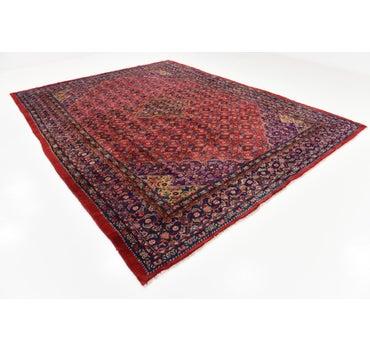 9' 9 x 12' 7 Farahan Persian Rug