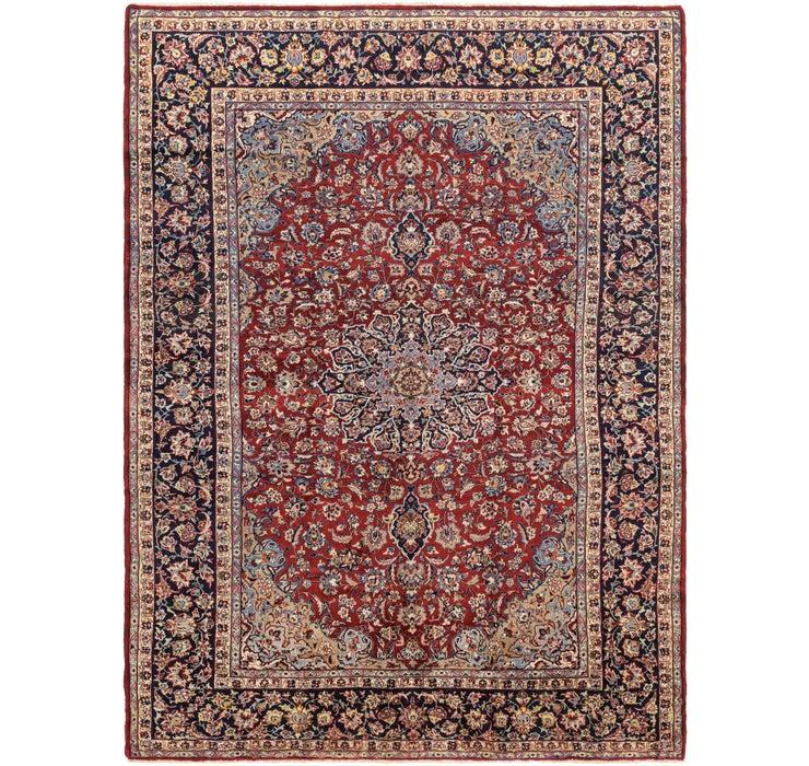 297cm x 405cm Isfahan Persian Rug