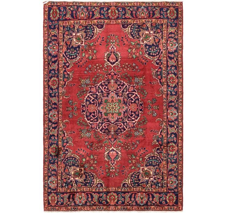 200cm x 297cm Tabriz Persian Rug