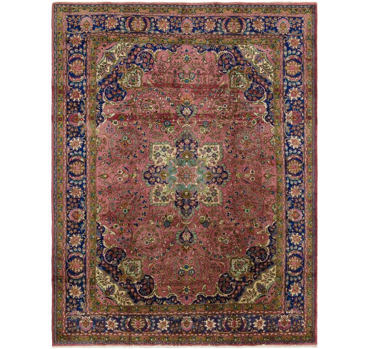 260cm x 340cm Tabriz Persian Rug