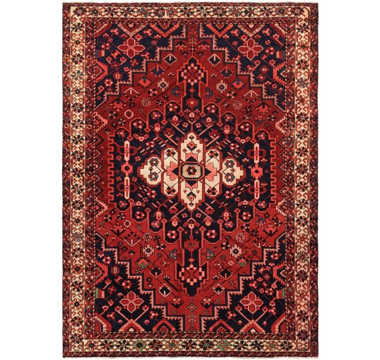218cm x 305cm Bakhtiar Persian Rug