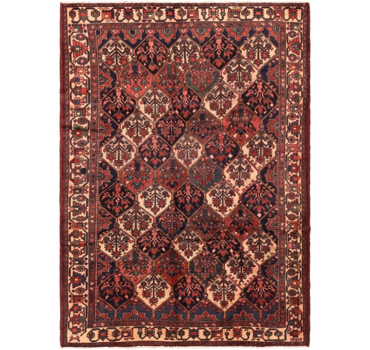 218cm x 295cm Bakhtiar Persian Rug