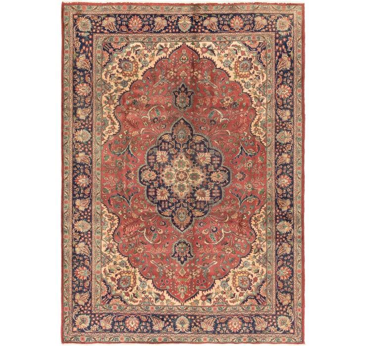 200cm x 290cm Tabriz Persian Rug