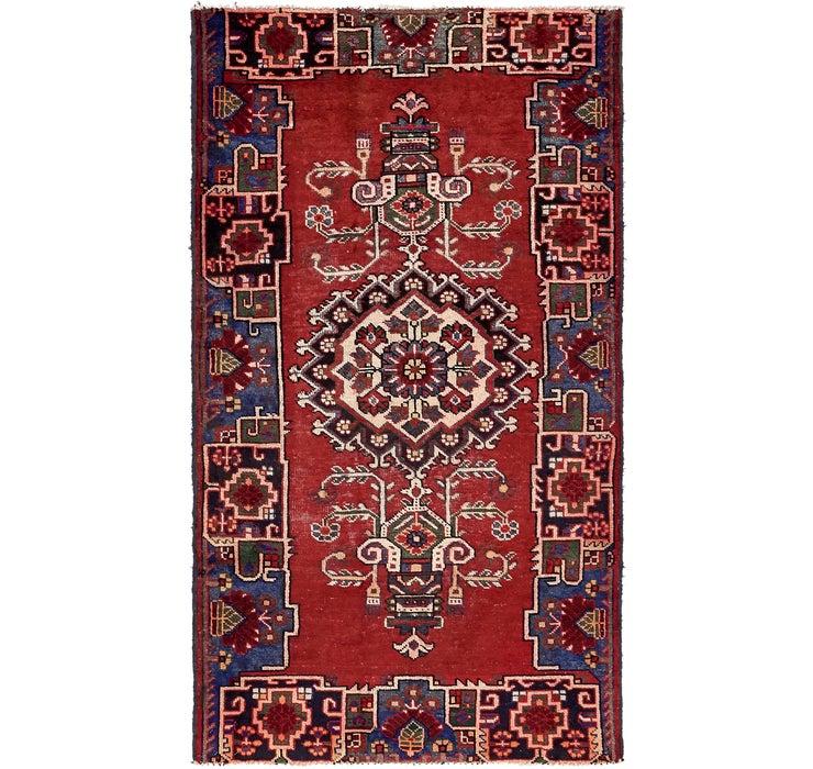 4' 1 x 7' 4 Ferdos Persian Rug